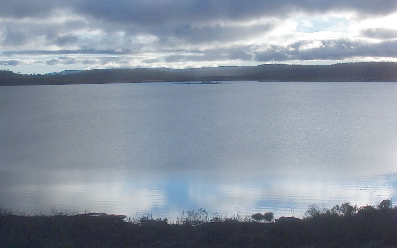 Webcam - Little Pine Lagoon — Anglers Alliance Tasmania